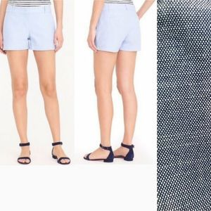 Tommy Hilfiger Oxford Chino Flat Front Shorts